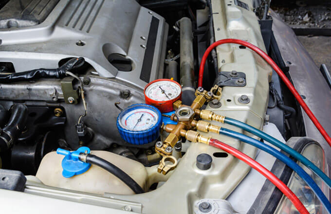 car air conditioning services gladstone gary lenz mechanical