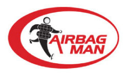 Airbag Man products at Gary Lenz Mechanical Gladstone